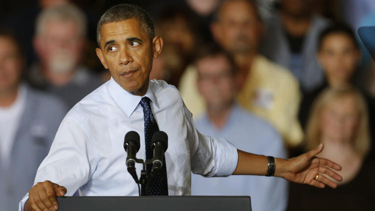 Obama to GOP: End brinkmanship on budget, debt