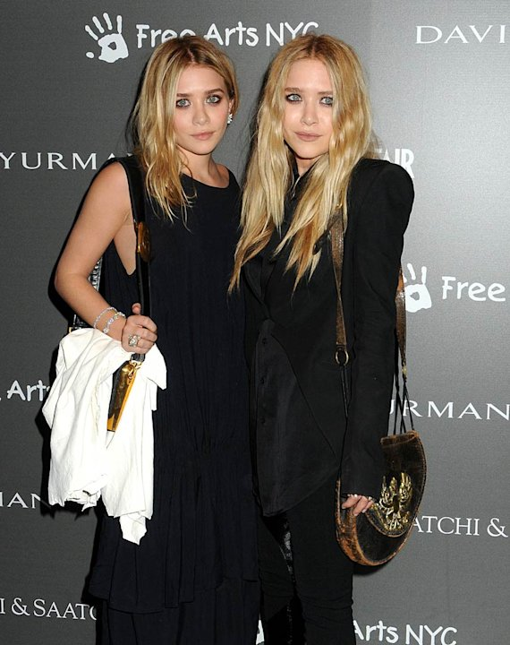 Ashley Mary Kate Olsen Free Arts Evnt