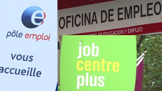 Desempleo rcord en la Eurozona
