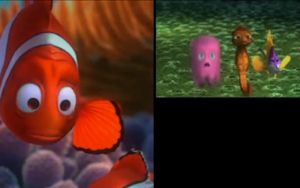 When 'Taken' and 'Finding Nemo' Become the Same Movie