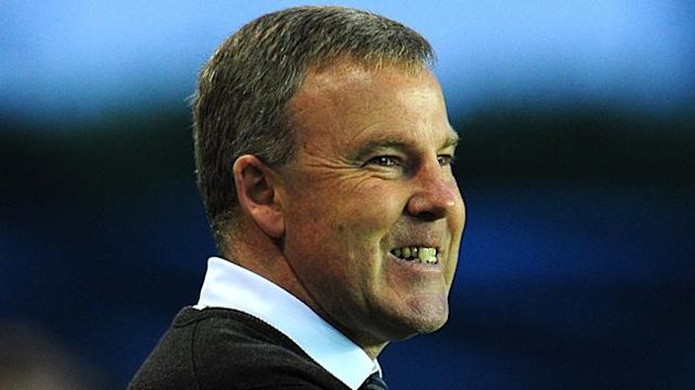 Millwall manager Kenny Jackett