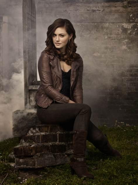 Phoebe Tonkin as Hayley in 'The Originals' -- The CW