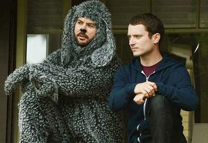 Jason Gann and Elijah Wood | Photo Credits: Michael Yarish/FX