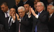 Palestinian Status Upgraded After UN Vote