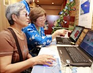 It's taken a while, but a majority of Americans aged 65 and older are now finally using the Internet or email, according to the results of a Pew Research Center poll released Wednesday