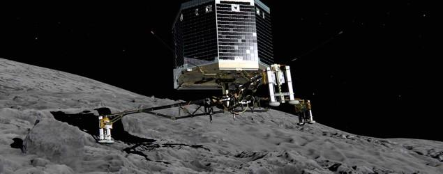 Comet carrying Philae lander may host alien 'life'