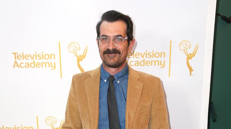 Ty Burrell arrives at the Television Academy's 66th Emmy Awards Performers Peer Group Celebration at the Montage Beverly Hills on Monday, July 28, 2014, in Beverly Hills, Calif. (Photo by Matt Sayles/Invision for the Television Academy/AP Images)