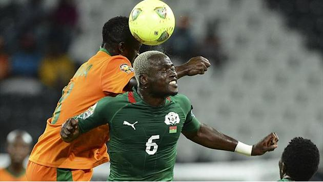 African Cup of Nations - Holders Zambia crash out after draw
