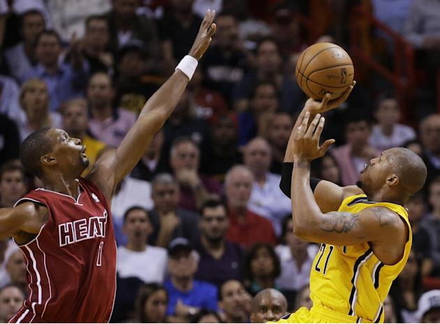 Heat top Pacers in last meeting until March