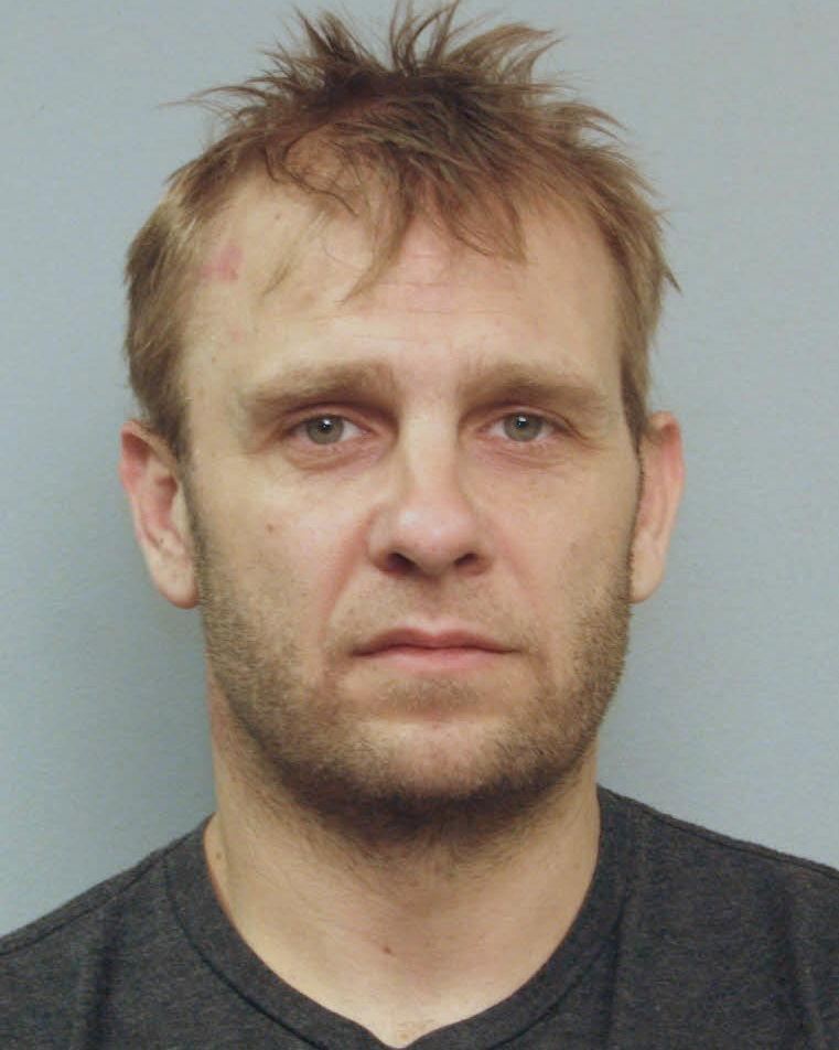 A photo released by the Metropolitan Nashville Police Department is Robert Todd Harrell.  Harrell, bassist with the rock band 3 Doors Down has been charged with vehicular homicide by intoxication after an interstate crash claimed the life of another motorist Sunday April 21, 2013, in the Nashville area, police said.  (AP Photo/Metropolitan Nashville Police Department)