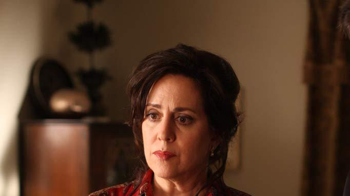 "Ellen David stars as Judith Bellow  in ""18 To Life."""