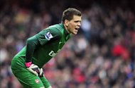 England can go all the way at World Cup - Szczesny