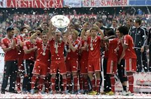 Bayern best in Bundesliga history, says Heynckes