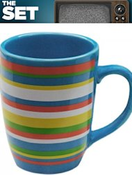 CBS's crappy approximation of The Mug. (CBS)