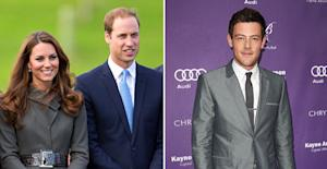 "Kate Middleton, Prince William Are ""A Very Strong Team,"" Ryan Murphy Opens Up About Cory Monteith, Future of Glee"