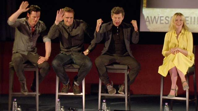 'The Hobbit: The Desolation of Smaug' Fan Event
