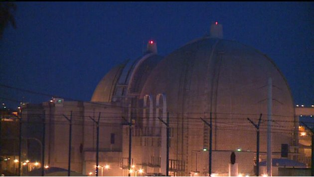 San Onofre Power Plant And It`s Potential Fallout In A Disaster