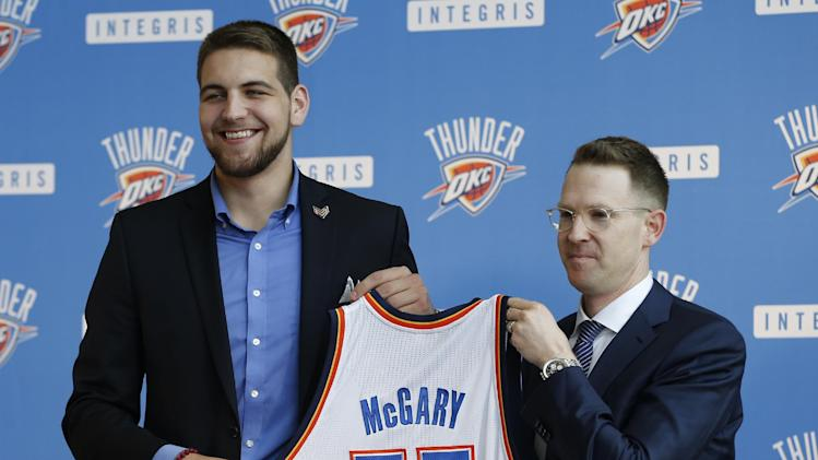 Among Mitch McGary's lessons learned from pot suspension: 'Don'…