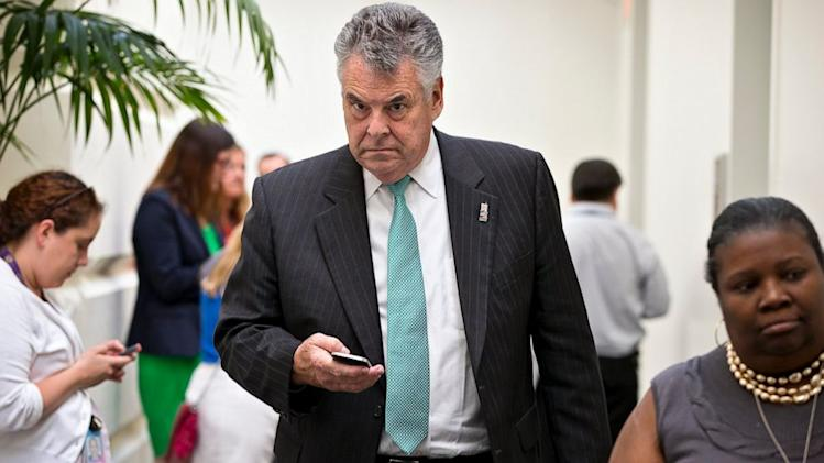 Peter King Says Hillary Clinton Would 'Destroy' Rand Paul and Ted Cruz