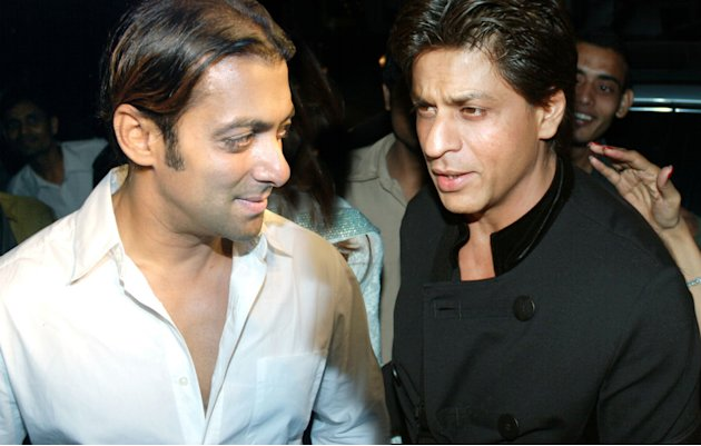 SRK and Salman to be neighbours!