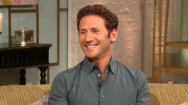 'Royal Pains' star Mark Feuerstein visits Access Hollywood Live on August 29, 2012 -- Access Hollywood