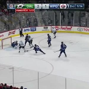Jason Spezza Goal on Michael Hutchinson (18:47/2nd)