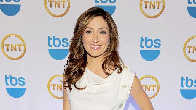 Sasha Alexander attends the TEN Upfront presentation at Hammerstein Ballroom on May 19, 2010 in New York City.