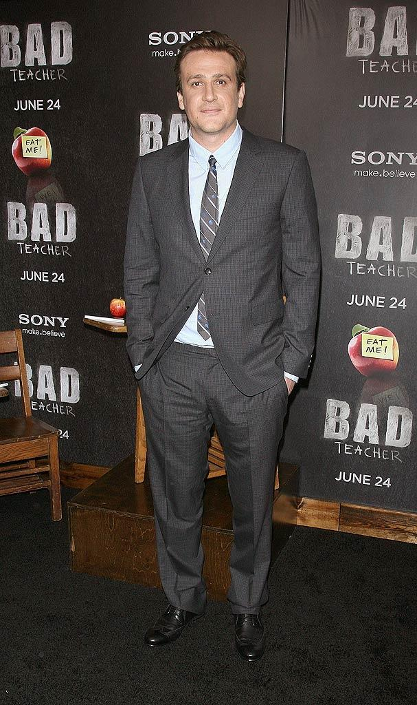 Jason Segal Bad Teacher Pr