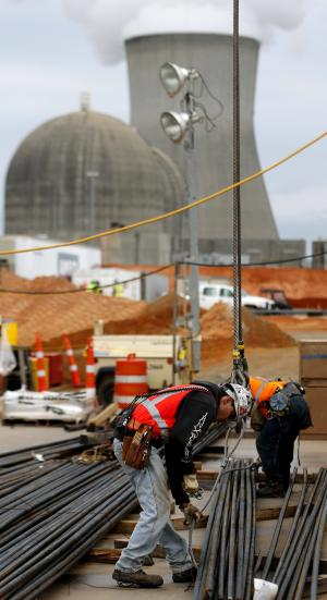 Monitor: Ga. nuclear plant delayed at least 1 year