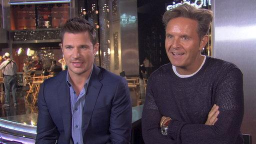 Nick Lachey and Mark Burnett Interview