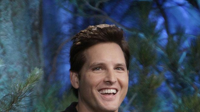 "Peter Facinelli on ""Jimmy Kimmel Live's Twilight Saga: Total Eclipse of the Heart."""