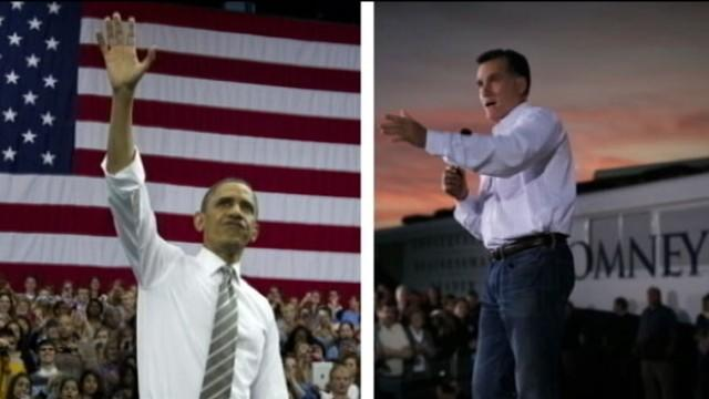 Final Presidential Debate 2012:  Obama, Romney in a Dead Heat