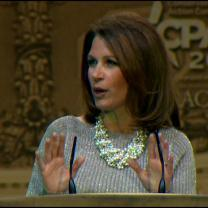 Bachmann Blasts Clinton As GOP Summit Ends