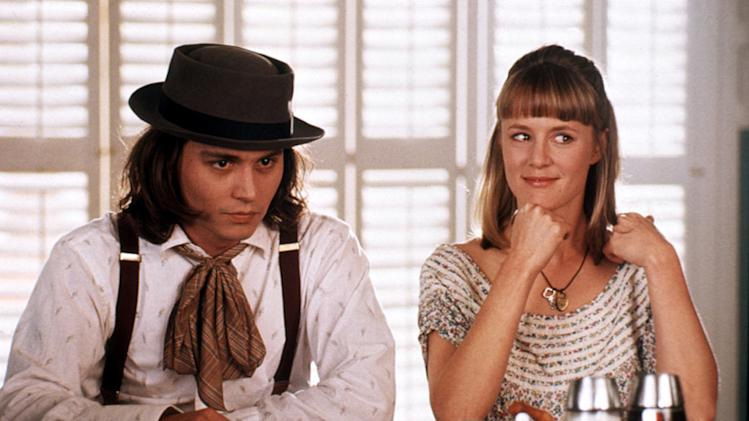 Johnny Depp's Oddest Movie Roles 2011 Benny & Joon