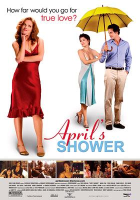 A movie poster for Regent's April's Shower