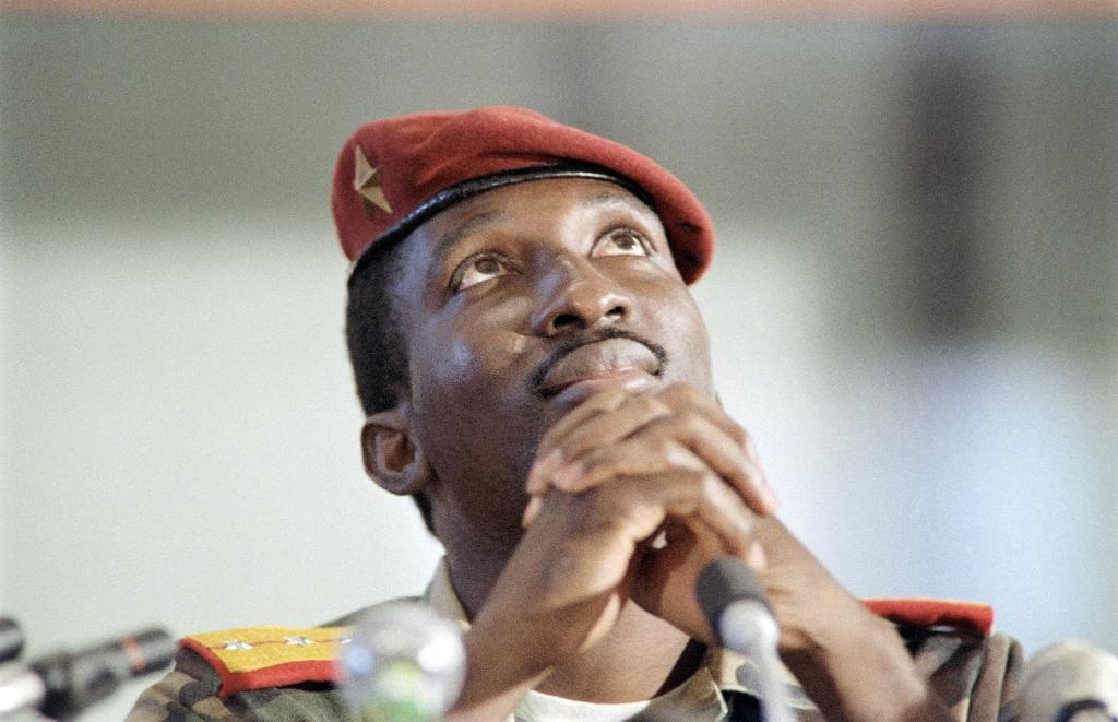 Burkina Faso to exhume body of slain ex-leader Sankara