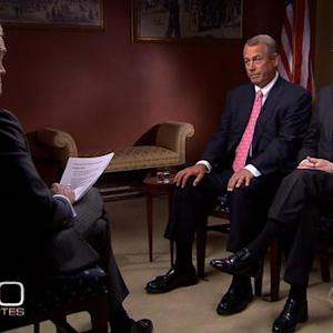 Boehner and McConnell on Obama's proposals