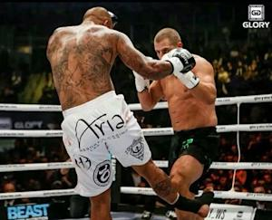 Tyrone Spong Has Surgery on Gruesome Leg Break, Could be Back in Six Months