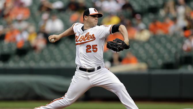 Orioles beat Pirates 6-5 for doubleheader sweep