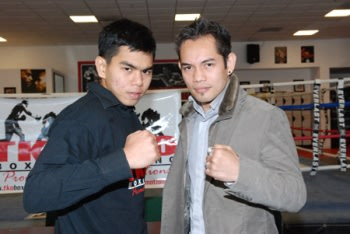 four other pinoy fighters on pacquiao marquez undercard for the