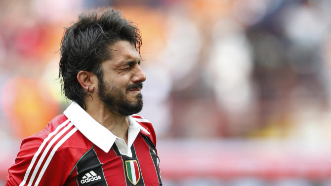 Ex-AC Milan star targeted in Italian match-fixing