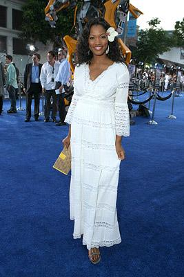 Garcelle Beauvais-Nilon at the Los Angeles premiere of DreamWorks/Paramount Pictures' Transformers