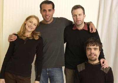 Patricia Clarkson, Bobby Cannavale, Tom McCarthy and Peter Dinklage