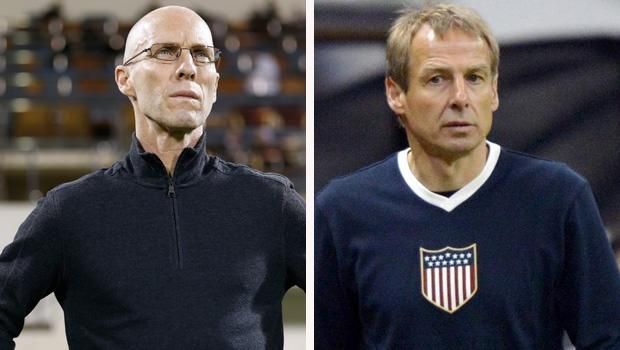 Ranking of national team coaches sees Bob Bradley well ahead of Jurgen Klinsmann