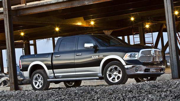 2013 Ram pickup