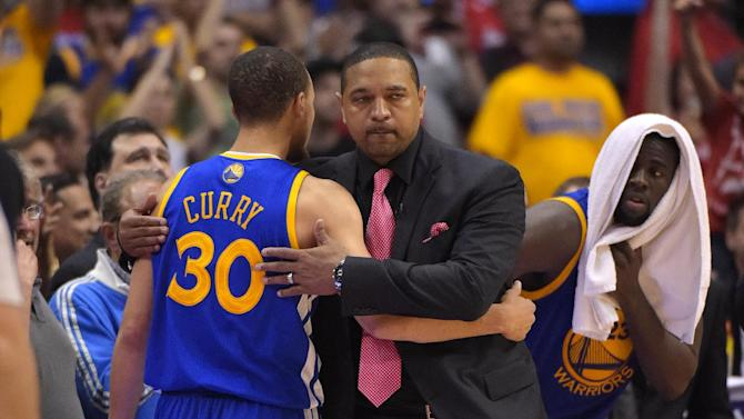 Warriors fire coach Mark Jackson after 3 seasons
