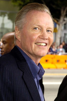 Jon Voight at the Hollywood premiere of Warner Bros. The Polar Express