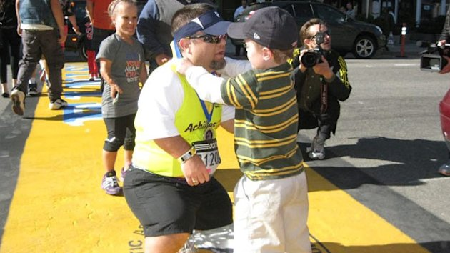 Runner with Dwarfism: There Is No Typical Marathon Body (ABC News)