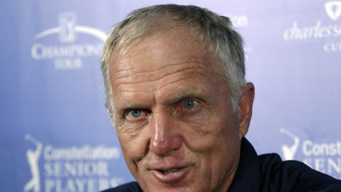 Norman, Buck to call US Open when it moves to Fox