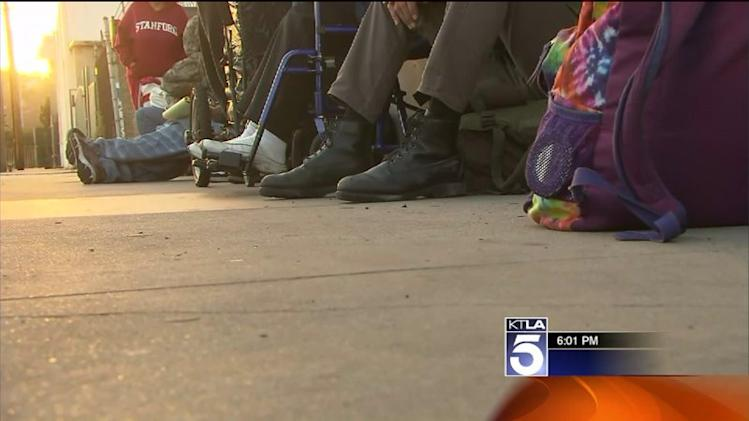 Local Homeless Shelters Brace For Dangerous Cold Snap
